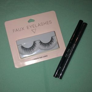 Other - LASHES & LINER BUNDLE (NEW)
